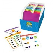 Educational Insights Hot Dots Math Standards-Based Review Cards-Grade 1