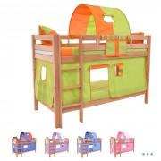 Dečiji krevet na sprat Mark Natur Color Collection