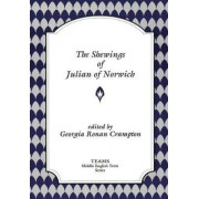 Shewings of Julian of Norwich by Georgia Ronan Crampton