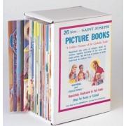 St. Joseph Picture Books (Set of 26 Books) by Catholic Book Publishing Co