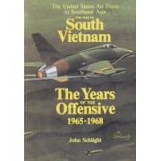 The War in South Vietnam by Office of Air Force History