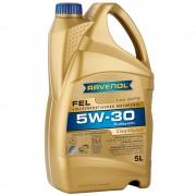 Ulei motor Ravenol Fuel Economy Low SAPS FEL 5W-30 5L