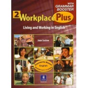 Workplace Plus 2 with Grammar Booster: 2 by Tim Collins