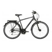 Vermont James Cook - Bicicletas trekking Hombre - negro Bicicletas trekking hombre