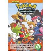 Pokemon Adventures Diamond & Pearl Platinum by Hidenori Kusaka