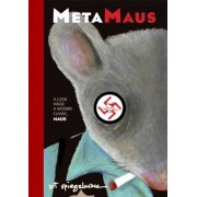 Metamaus: A Look Inside a Modern Classic, Maus [With CDROM], Hardcover