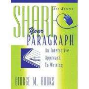 Share Your Paragraph by George Rooks