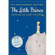 Antoine De Saint-Exupery The Little Prince 70th Anniversary Gift Set (Book/CD/Downloadable Audio)