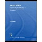 Patent Policy by Pia Wei