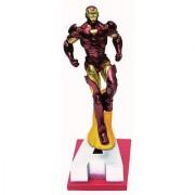 Marvel Resin Figures - Iron Man on Letter Base A
