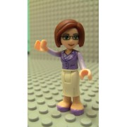 Lego Minifig Friends 044 Ms. Stevens A