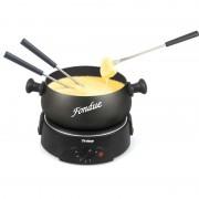 Aparat de preparat fondue Trisa, 1800 W