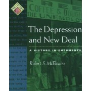Depression and New Deal (P) by McElvaine