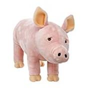 Melissa & Doug Giant Pig - Lifelike Stuffed Animal (over 0.5 meters long)