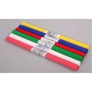Papír krepový barevný mix Clasic 10ks sada