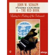 Piano Course a Book (Red) by John W Schaum