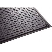 EnviroMats 24030505SCR Ecoguard Le Tapis Triple Flex Scrape, 0,85 m x 1,170 m, Noir