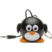 Boxa portabila Trendz Mini Buddy Penguin, Negru