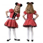 Costum copii fete - Mindy Mouse - M140