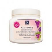 LSP XXL family mélyhidratáló arckrém szőlőmag- és gyümölcsolajokkal - 500ml