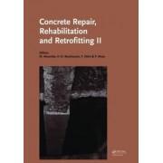 Concrete Repair, Rehabilitation and Retrofitting II by Mark G. Alexander