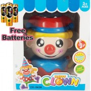 Happy Clown Musical Toy