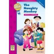 Up and Away Readers: Level 1: The Naughty Monkey by Terence G. Crowther
