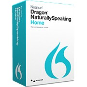 Dragon Naturally Speaking Home 13