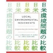 Local Environmental Movements by Pradyumna P. Karan