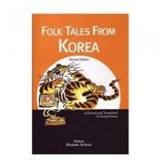 Folk Tales From Korea by InSob Zong
