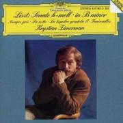 F Liszt - Sonate H Moll (0028943178020) (1 CD)