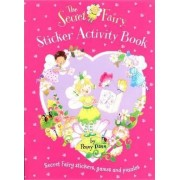 The Sticker Activity Book by Penny Dann
