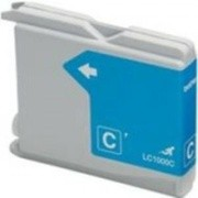 Cartus Cerneala compatibil Brother LC1000HYC, LC-1000HYC, LC 1000HY C (C@35ml) pentru Brother DCP 130/ 330/ 350/ 357/ 540/ 560/ 770 MFC 240/ 440/ 465/ 660/ 680/ 845/ 885/ 3360/ 5460/ 5860