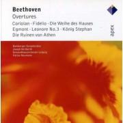 L Van Beethoven - Overtures (0809274954428) (1 CD)