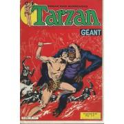 Le Python Géant De Ka ( Tarzan / Korak ) : Tarzan Géant N° 49 ( 1er Trimestre 1982 )