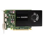 HP Carte graphique NVIDIA Quadro K2200 4 Go - cartes graphiques (NVIDIA, Quadro K2200, 4096 x 2160 pixels, 2048 x 1536 pixels, 4096 x 2160 pixels, 4 Go)