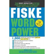 Fiske Word Power by Edward B Fiske