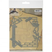Find It Trading Amy Design It's A Mans World Die-Tools Frame