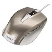Miš optički USB CINO boja peska Hama