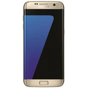 Samsung Galaxy S7 Edge Smartphone débloqué 4G (Ecran : 5,5 pouces - 32 Go - 4 Go RAM - Simple Nano-SIM - Android) Or (Import Allemagne)