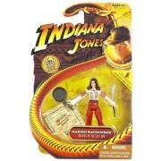 Indiana Jones Raider of the Lost Ark Marion Ravenwood Action Figure with Hidden Relic