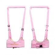 Ibepro® Babywalker de auxiliar de pie para bebé protectora cinturón llevar Trooper Walking Arnés Asistente de Aprendizaje Aprendizaje Walk seguridad Riendas Harness Walker Alas rosa rosa