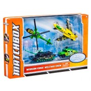 Matchbox Sky Busters Mission Force Military Pack