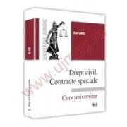 Drept civil. Contracte speciale. Curs universitar