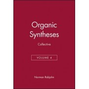 Organic Syntheses by Norman Rabjohn