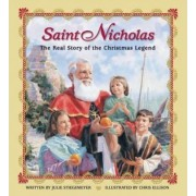 Saint Nicholas by Julie Stiegemeyer