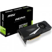 MSI Video Card GeForce GTX 1080 GDDR5X 8GB/256bit