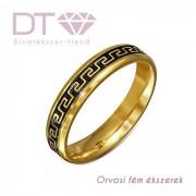 Greek Wedding, orvosi fém karikagyűrű
