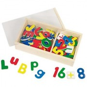 Magnetic Alphabet & Numbers Board Game