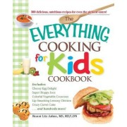 The Everything Cooking for Kids Cookbook by Ronnie Litz Julien